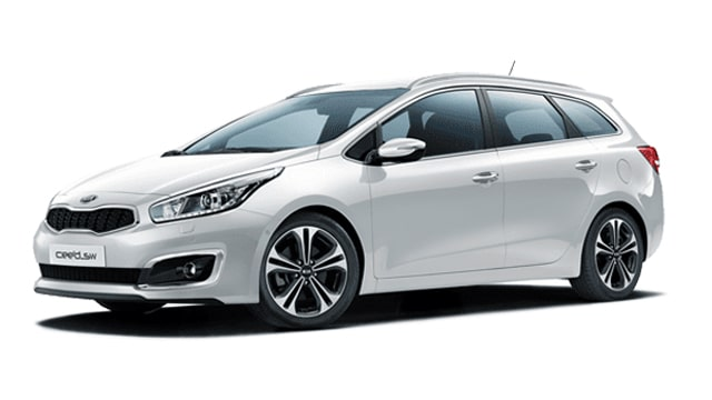 DSD Rent a car - Kia Ceed Combi