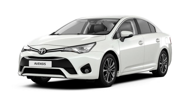 DSD Rent a car - Toyota Avensis