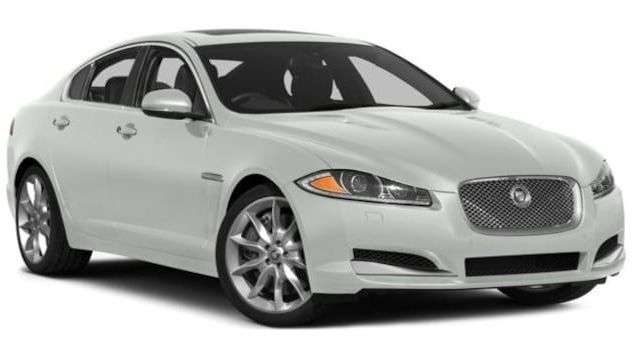 DSD Rent a car - Jaguar XF 2.0 Turbo