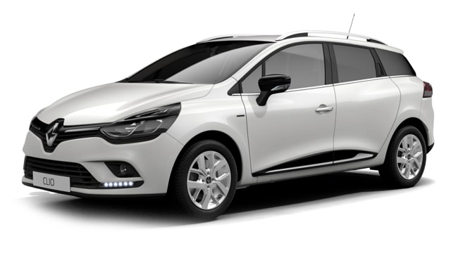 DSD Rent a car - Renault Clio