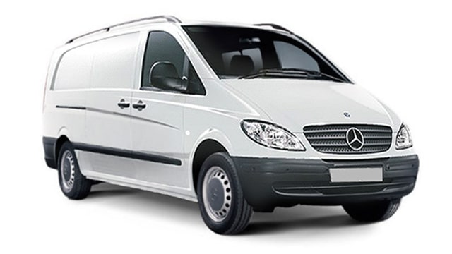 DSD Rent a car - Mercedes-Benz Vito