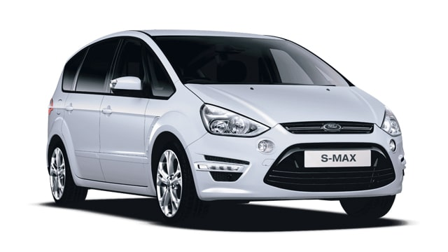DSD Rent a car - Ford S-MAX