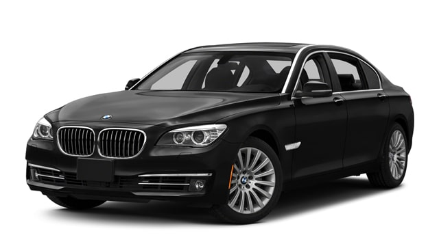 DSD Rent a car - BMW 740D