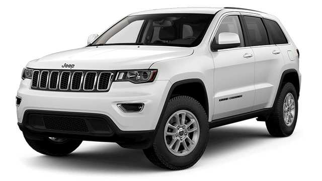 DSD Rent a car - Jeep Grand Cherokee Overland Summit